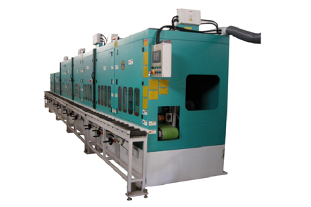 Flat Polishing & Buffing Machines Thirteen Head XLR-FPM-200-13