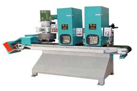 Planetary Deburring + Flat Grinding Machines (Dry) XLR-2FPM-PDM 300